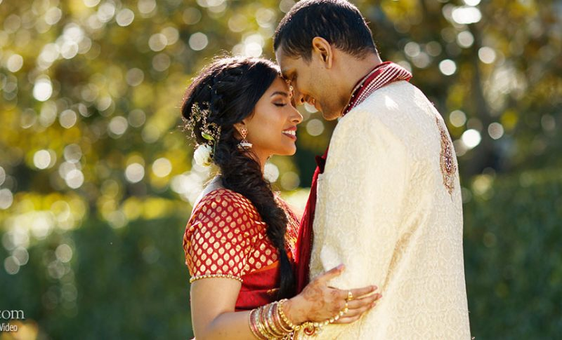 Abirami & Dilshan's Elegant South Indian Wedding