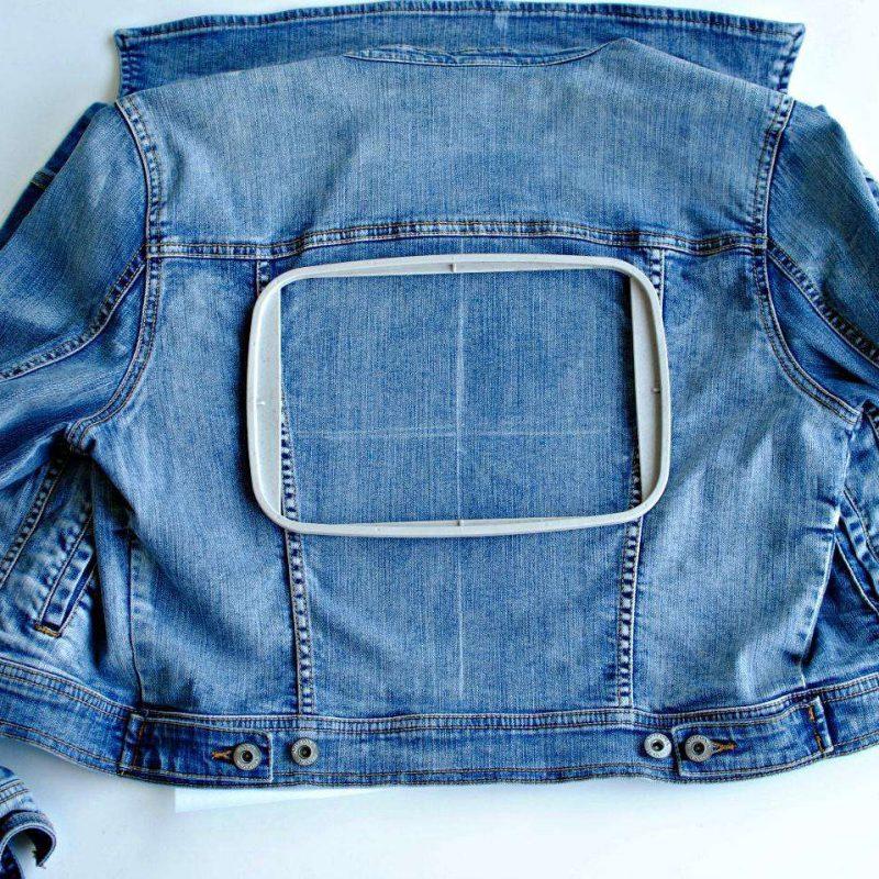 DIY Bridal Jacket - Step 4
